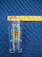 Lot of 24 each. Bell's Brewery Oberon Ale 2015 Pint (16 oz) Beer Glass