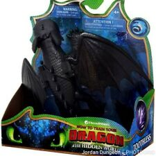 Spin Master TOOTHLESS How To Train Your Dragon Hidden World Figure DreamWorks