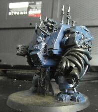 40k Converted Night Lords Hellbrute Dreadnought Chaos Space Marine