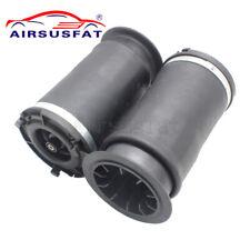 New 2PCS For Hummer H2 Air Suspension Spring Bag 15938306 Pneumatic Suspension