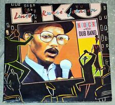33t Linton Kwesi Johnson (LKJ) in Concert with The Dub Band (2 LP)