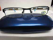 8d0e13d847 FADZ EYEGLASS FRAMES Style FZ26 in NAVY Blue 50-18-130 W  Case