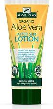 AloePura Organic Aloe Vera After Sun Lotion 200ml