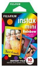 Fujifilm Instax Mini Rainbow Film 10 Sheets #16276405