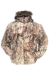 Cabela's Men's Mossy Oak DUCKBLIND Waterfowl Insulated Waterproof Hunting Jacket