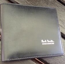 Very rare Genuine Bridle Leather Wallet by PAUL SMITH Made In England