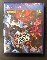 Persona 5 Strikers [ Launch Bonus Edition ] (PS4) NEW
