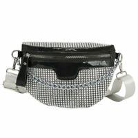 1pc Crafted Novel Waist Bag Cross-body Bag Cellphone Pouch Chest Bag Chest Pouch