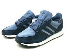 Adidas Originals Forest Grove Shoes Sneakers Mens New Blue EE58969 Sz 9,10,11,12