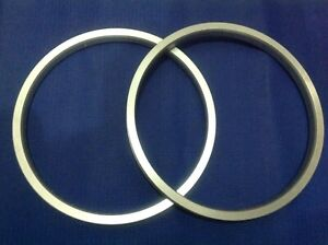 KINLIN RIM BM25 STANLESS RIM 48H DOUBLE WALL RARE HIGH QUALITY BMX FREESTYLE NOS