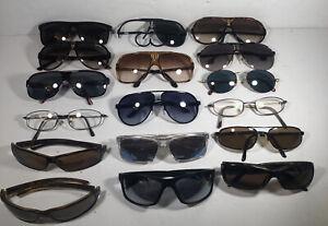 Mixed Lot Of 17 Carrera & REVO Eye/Sunglasses EB