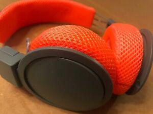 Urbanears Hellas On-Ear Active Wireless Bluetooth Headphones, Rush