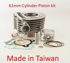 61mm Cylinder Piston kit for Aeon Alpha Sports Winchester 180 ATV UTV US Stock