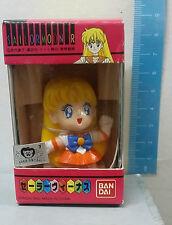Rare! 1993 Original Bandai Sailor Moon R Sailor Venus Minako Figure Collection
