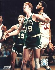 DAVE COWENS 8x10 Vintage NBA Action Photo vs bucks Kareem BOSTON CELTICS #18 HOF