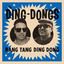 DING DONGS Rang Tang Dong LP king khan Mark Sultan BBQ spaceshits les sexareenos