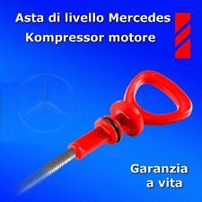 Asta di livello olio Rod Motore per Mercedes W203 W209 W211 SLK CLK Kompressor