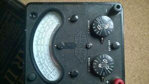 Avometer Avo Model 7 multimeter