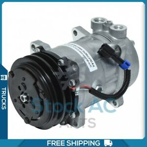 A/C Compressor for Peterbilt 330, 357, 377, 378, 379..