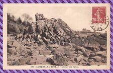 Carte Postale - SAINT-JEAN le THOMAS - Rocher des Dames