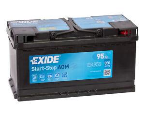 Exide EK950 AGM 12 V 95 Ah 850 A (EN)