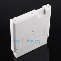 Plastic Case Cartridge Shell for Nintedo Entertainment System NES 72 Pin & 60-72
