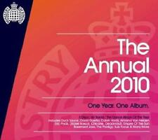 MINISTRY = annual 2010 = Guetta/Harris/Prydz/Rascal/Duck...=3CD= groovesDELUXE!!
