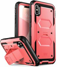 For iPhone X /XS Case Cover ArmorBox V2 i-Blason Tempered Glass Screen Protector