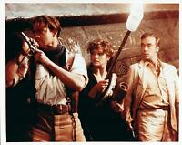 "BRENDAN FRASER, RACHEL WEISZ JOHN HANNAH in THE MUMMY PHOTO 10""x8"" QUALITY PRINT"