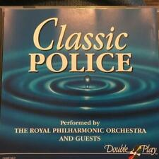 The Royal Philharmonic Orchestra - Classic Police - DOUBLE PLAY - CD CD001140