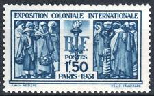 "FRANCE STAMP TIMBRE 274 "" EXPOSITION COLONIALE 1F50 1931 "" NEUF xx TB M459"