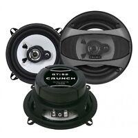 Crunch GTi52 13 cm 2 Wege Koaxial Lautsprecher 150 Watt Crunch GTi 52 / 1 Paar