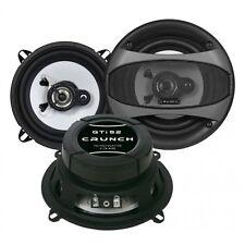 Crunch GTi52 13 cm 2 Wege Koaxial Lautsprecher 150 Watt Crunch GTi 52