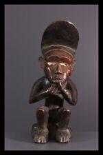 KONGO FIGURE AFRICAN TRIBAL ART AFRICAIN ARTE AFRICANA AFRIKANISCHE KUNST **