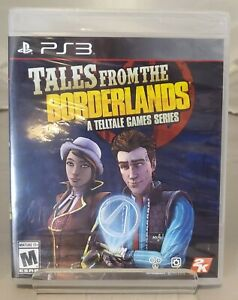 Tales From The Borderlands Ps3 Sealed New