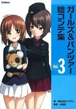 Girls und Panzer Storyboard Collection Book #3