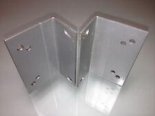 Rack Mount Angle-Irons (Aluminum)(Rack Case) for Audio/Video equipment (2U)