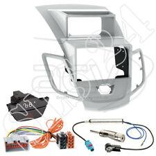 Ford Fiesta JA8 ab10/08 Doppel-DIN Blende ISO Adapterkabel Warnblinker Antenne