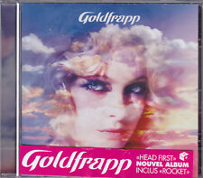CD 9T GOLDFRAPP HEAD FIRST DE 2010 NEUF SCELLE