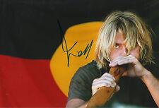 Xavier Rudd Autogramm signed 20x30 cm Bild