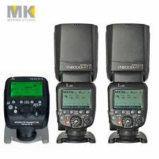 YongNuo YN-E3-RT II Transmitter or YN600EX-RT II Speedlite Flash Light For Canon