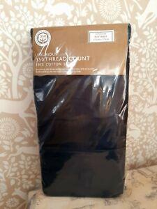 Dorma King size flat sheet 350 thread count new!