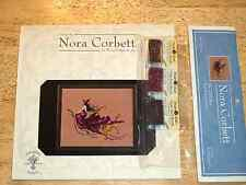 """Nora Corbett """"EVA"""" Bewitching Pixies Pattern and Embellishment Pack WITCH Fairy"""