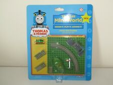 ERTL Thomas the tank Engine and Friends Mini World - miniature Percy and Station