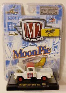M2 MACHINES MOON PIE MN01 1958 GMC FLEET OPTION TRUCK GOLD CHASE