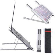 New listing Adjustable Laptop Notebook Stand Lightweight For Desk Portable Riser Holder