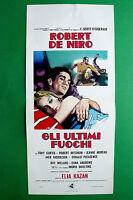L05 Plakat Gli Letzten Gas-Kocher Robert De Niro Elia Kazan