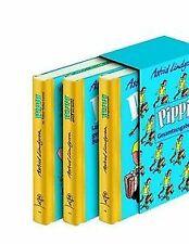 Pippi Langstrumpf Gesamtausgabe drei Bänden im Schuber v... | Buch | Zustand gut