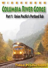 COLUMBIA RIVER GORGE PART 1 NEW BLU RAY VIDEO 7IDEA PRODUCTIONS