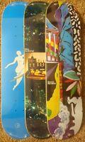 "3 Polar Skate Co Skateboard Deck Decks 2 8.0"", 1 8.125"""